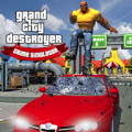 Grand City Destroyer Crime Simulator