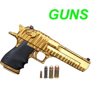 Guns - Choose your weapon and shoot