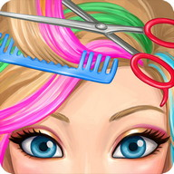 Hair Salon Makeover - Have some fun changing the hair of these girls