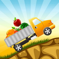 Happy Truck -- cool truck express racing game