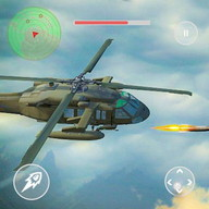 Apache Helicopter Air Fighter -Moderne Heli Attack