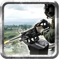 Army War Helicopter Strike - Military Gunner Game