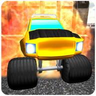 Hill Truck Rally 3D
