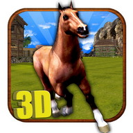 Horse Simulator 3D Game