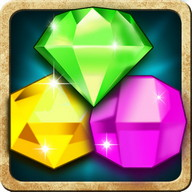 Jewels Saga - A match-3 with enchanting jewels