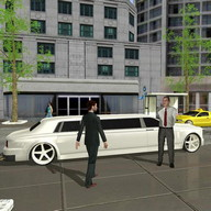 Limo Driving Simulator 3D