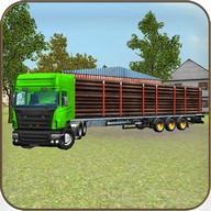 Log Truck Driver 3D