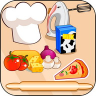 Play Pizza Maker Cooking Game