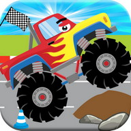 Monster Truck Games Easy Kids