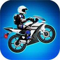 MotoCross - Police Jailbreak - Become a legendary motocross police officer