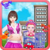 クリニック出産赤ちゃんのゲーム