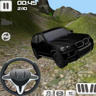Offroad Car Simulator - Challenge yourself by going off-road