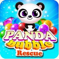 burbuja de panda