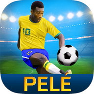 Pele: Soccer Legend - Play soccer with one of the greats
