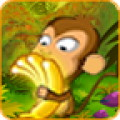 Picking Banana Monkey