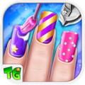 Pink Girl Nails Spa
