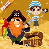 Piraci Gry dla dzieci