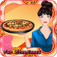 Kids cooking game - make pizza