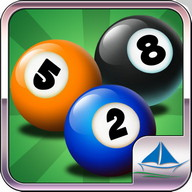 Pocket Pool Pro - Put the pool table in your pocket and play anywhere you go