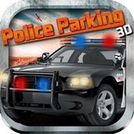 Bãi đậu xe cảnh sát 3D
