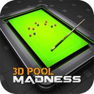 3D Pool Madness FREE