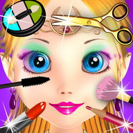 Princess Fairy Hair Salon Game