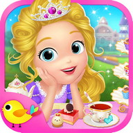 Princess Libby: Tea Party