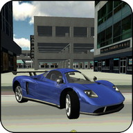 Racing Car Drive Simulator 3D