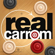 Real Carrom 3D : Multiplayer