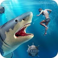 Angry Shark Attack