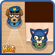 Sneaky James by Kizi