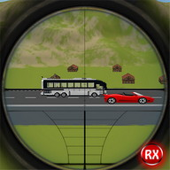 Sniper: Road Traffic Hunter