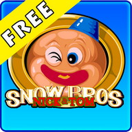 Snow Bros Free - You can play the mythic Snow Bros whenever you want