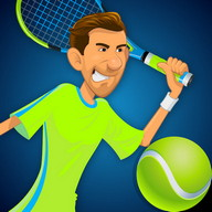 Stick Tennis - A simple, but fun tennis game for Android