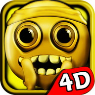 Stickman Run 4D - Fun Run