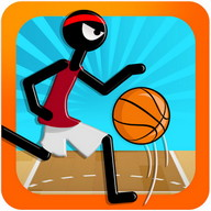 Stickman Slam Dunk All-Stars!