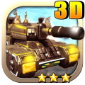 Tank Hero 3D - Use your cannons to blast all the obstacles in your path