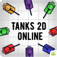 Tanks io 2D online