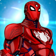 The Iron amazing spider