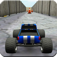 Toy Truck Rally 3D - Drive a toy car on 3D tracks
