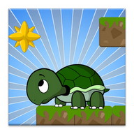 Turtle Slide Game