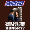 WHO ARE YOU WHEN YOURE HUNGRY