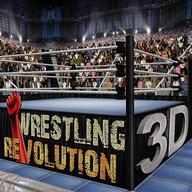 Wrestling Revolution 3D - The best wrestling game for Android
