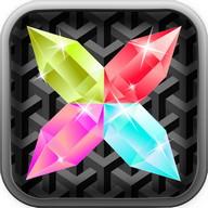 Zircon - crystal puzzle