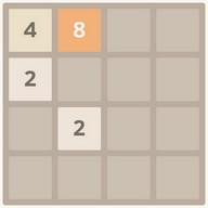 2048 - An excellent touch version of the classic 2048