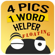 Helper for 4 Pics 1 Word