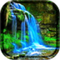 4D Waterfall Live Wallpaper - Wallpapers and puzzles in a single app