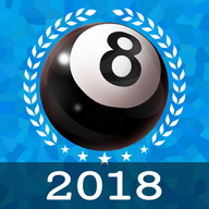 Klassisches Billard - 8 Ball 9 Ball Snooker