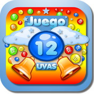 A por las 12 uvas - The game where you eat 12 grapes for New Year's