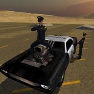 Avancée Police Car Simulator